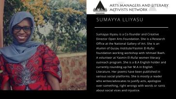 Sumayya Lliyasu - 01